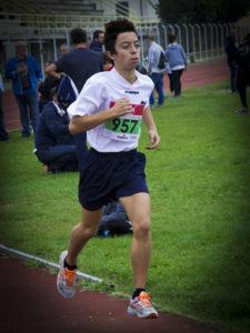 Un giovanissimo Daniele Sardi con la maglia di ACSI
